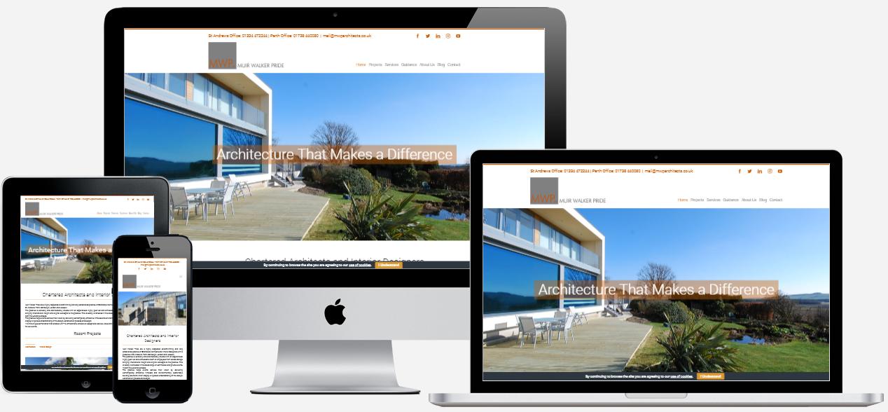 Perth Web Designers | WordPress Web Design from £250!